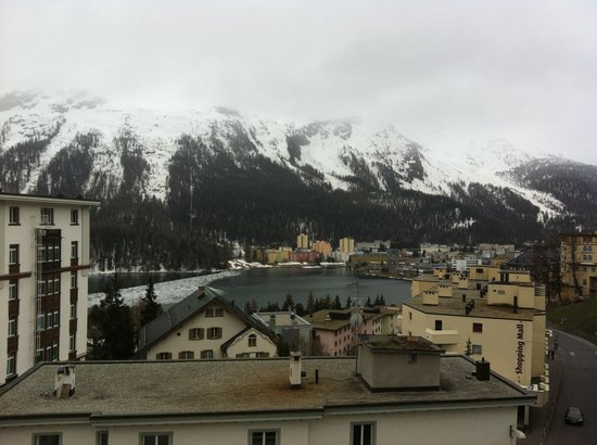 Hotel Steffani: view from hotel room