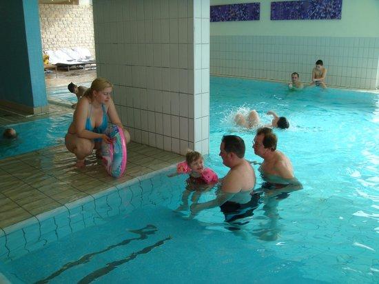 Falkensteiner Club Funimation Borik: Indoor pool
