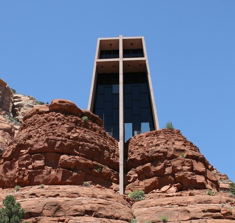 Sedona Chamber of Commerce: Chapel of the Holy Cross