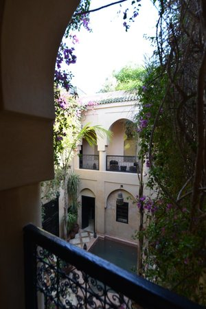 Riad Meriem : center of hotel