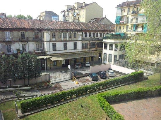 Hotel President : Vista da camera del secondo piano