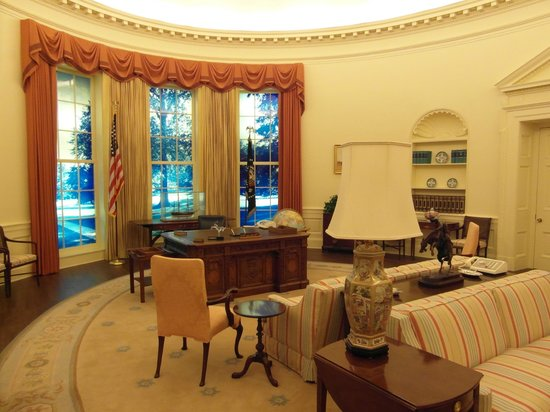 Jimmy Carter Library & Museum: Oval Office