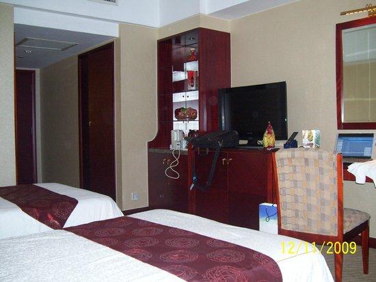 Jian Gong Jin Jiang: Room