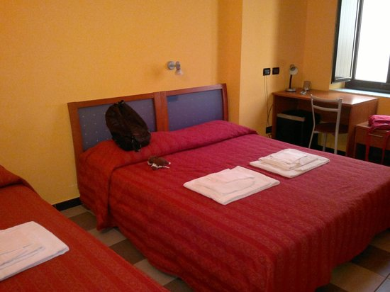 Hotel Galata : Camera