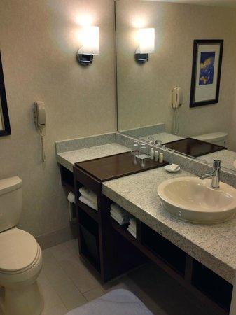 Renaissance New York Times Square Hotel: Bathroom