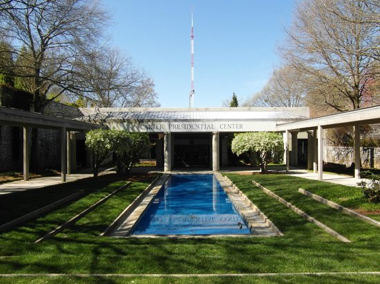 Jimmy Carter Library & Museum : Carter Library