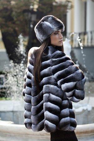 Kusadasi Leather: Turkish Leather Mink Fur Coat