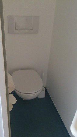Ibis budget Hotel Hamburg City Ost: Toilette