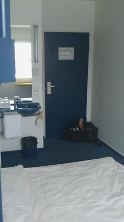 Simple Hotel Room Bild Von Ibis Budget Hotel Hamburg City Ost
