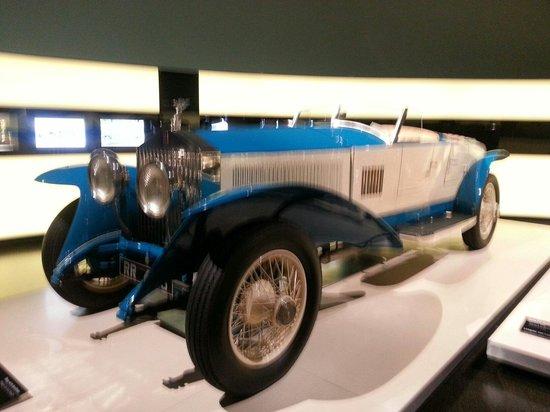 BMW-Museum: Rolle Royce da sogno