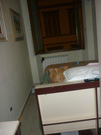 Hotel Maxim: stanza