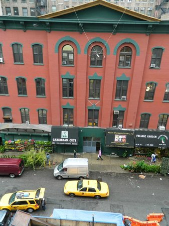 Hilton Garden Inn New York/Manhattan-Chelsea : View room 604