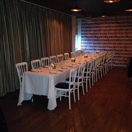 River Bar Steakhouse & Grill : Party