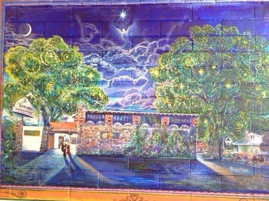 Gorgeous Wall Painting Picture Of El Parasol Pojoaque Tripadvisor