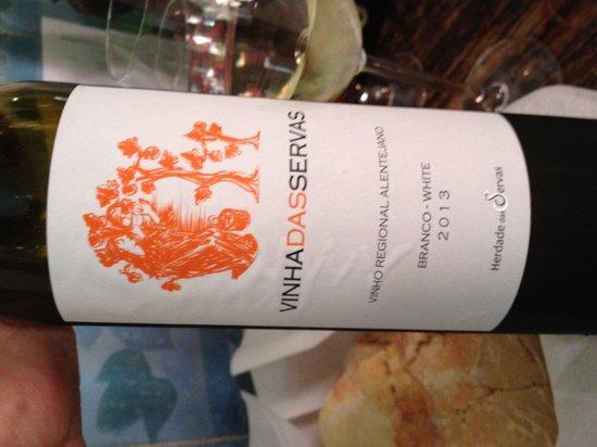 Clube Portugues : Portuguese white wine