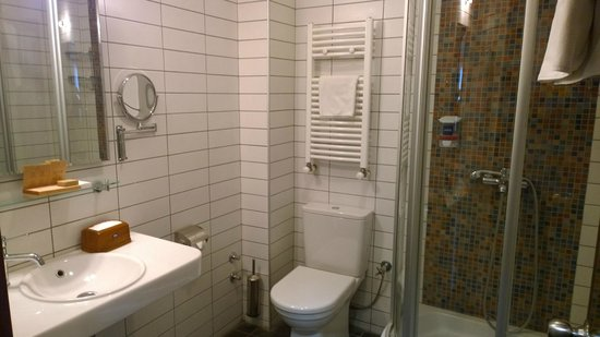 Betsy's Hotel : The bathroom