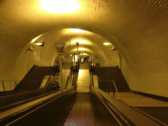 Hotel do Chiado : le métro