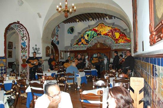 Cafe de Tacuba : Cafe Tacuba
