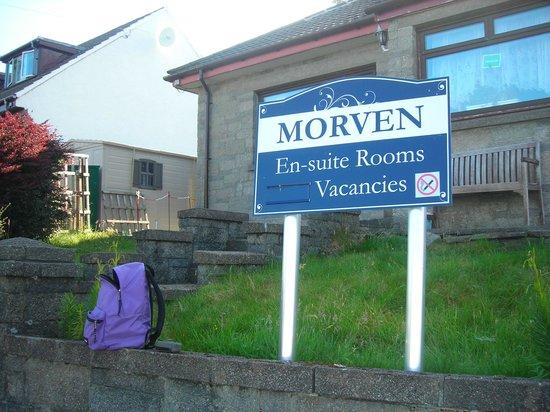 Morven B&B: entrata