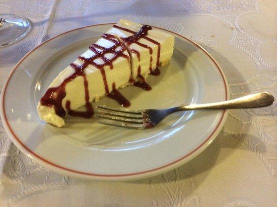 Casa Lucas: Best cheesecake ever!