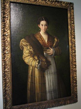 Museo Nazionale di Capodimonte: Parmigianino