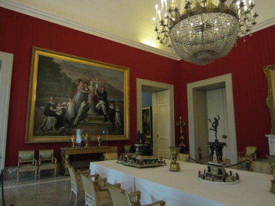 Museo Nazionale di Capodimonte: Appartamento reale