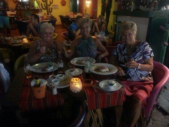 La Vagabunda: Gezellig eten