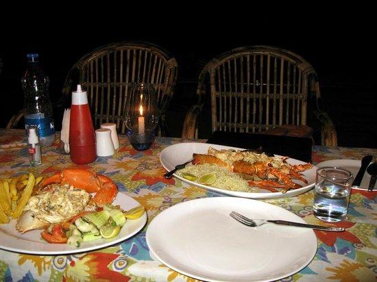 Dropadi: морепродукты на ужин