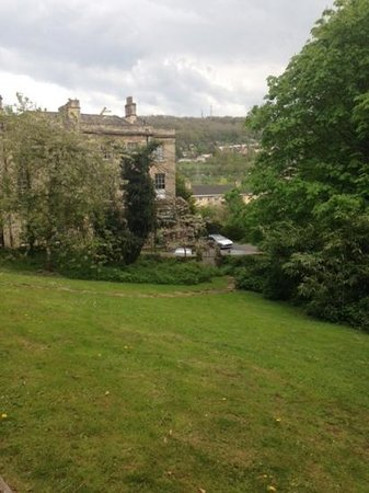 Bailbrook House Hotel: view from Bailbrook