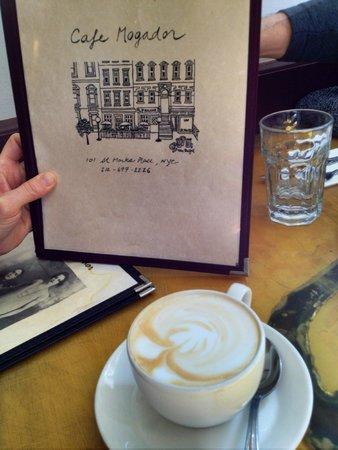 Mogador Cafe: Cafe