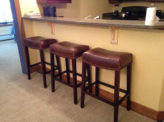 The Cirque: Barstools