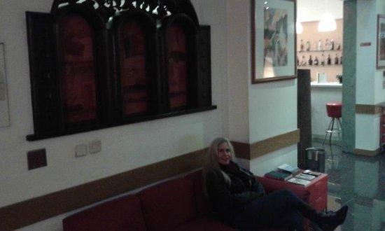 Quality Inn Porto : Área do hotel