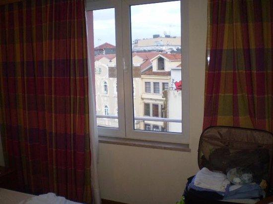 Quality Inn Porto : Quarto