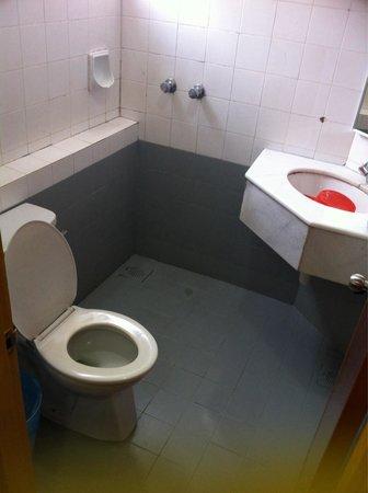 Agora Hotel Kuala Lumpur : Bathroom
