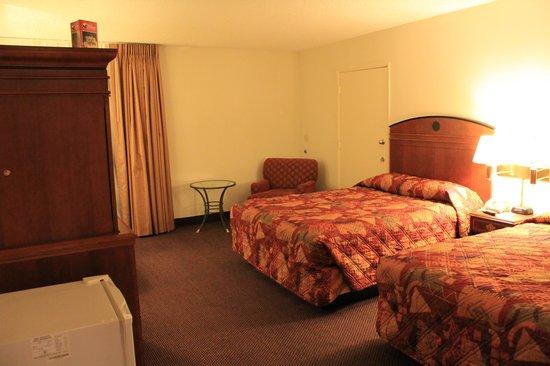 The Anaheim Hotel: 室内