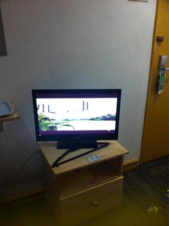 Agora Hotel Kuala Lumpur : Tv