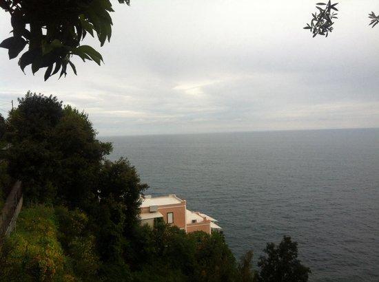 La Maliosa d'Arienzo: Vista mare