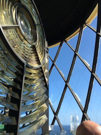 Lizard Lighthouse Heritage Center: The light