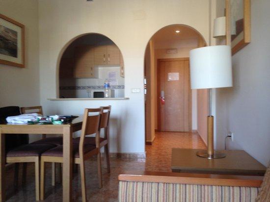 Hotel Costa Narejos: Room