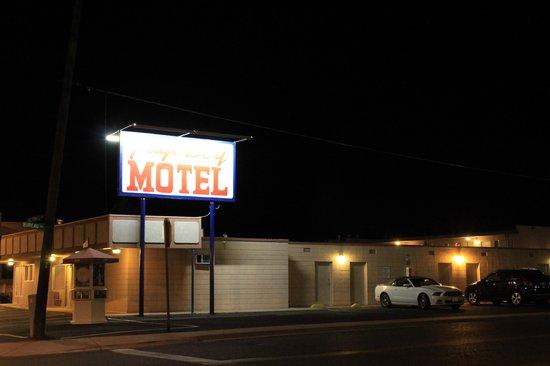 Page Boy Motel : 外観1