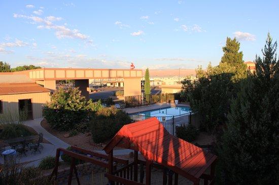 Page Boy Motel : プール
