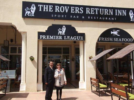The Rovers Return Inn: Nothing like Corrie!!