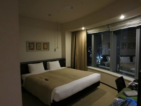 Park Hotel Tokyo: люкс