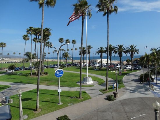 Balboa Inn: View from the room (330)