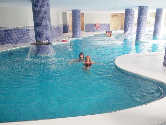 Illot Suites & Spa: PISCINA