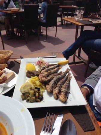 Marco Polo : Sardine alla provenzale