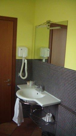 Hotel Marzia: Bagno
