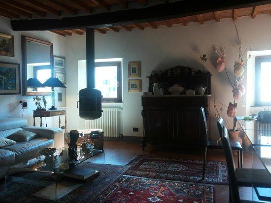 La casa di Adelina Charming House : Sala colazioni