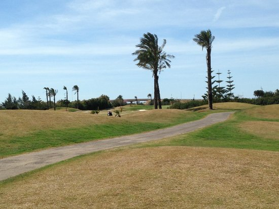Roda Golf & Beach Resort: course 2