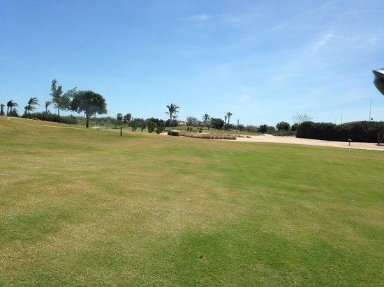 Roda Golf & Beach Resort: Clubhouse 1